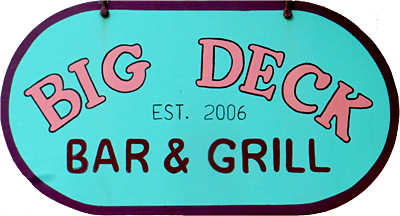 Big Deck Raw Bar