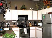 Click to enlarge: Gourmet Kitchen