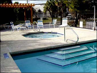 Fenimore Pool and Hot Tub