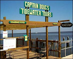 Captain Doug and Tidewater Tours - A MUST see!